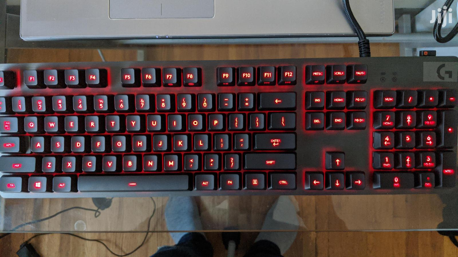 Archive: Logitech G413 Mechanical Gaming Keyboard
