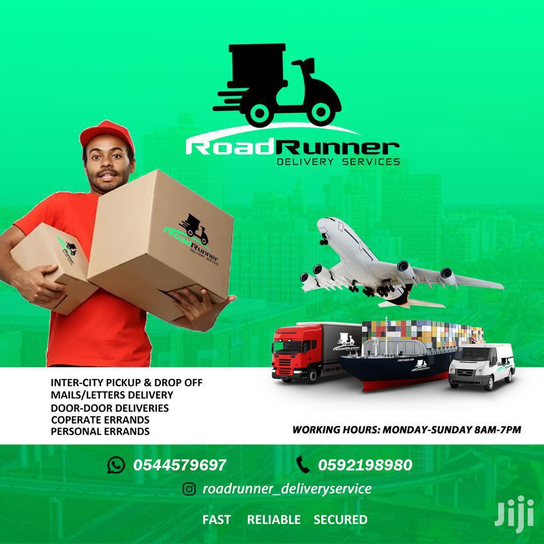 Roadrunner Delivery Services
