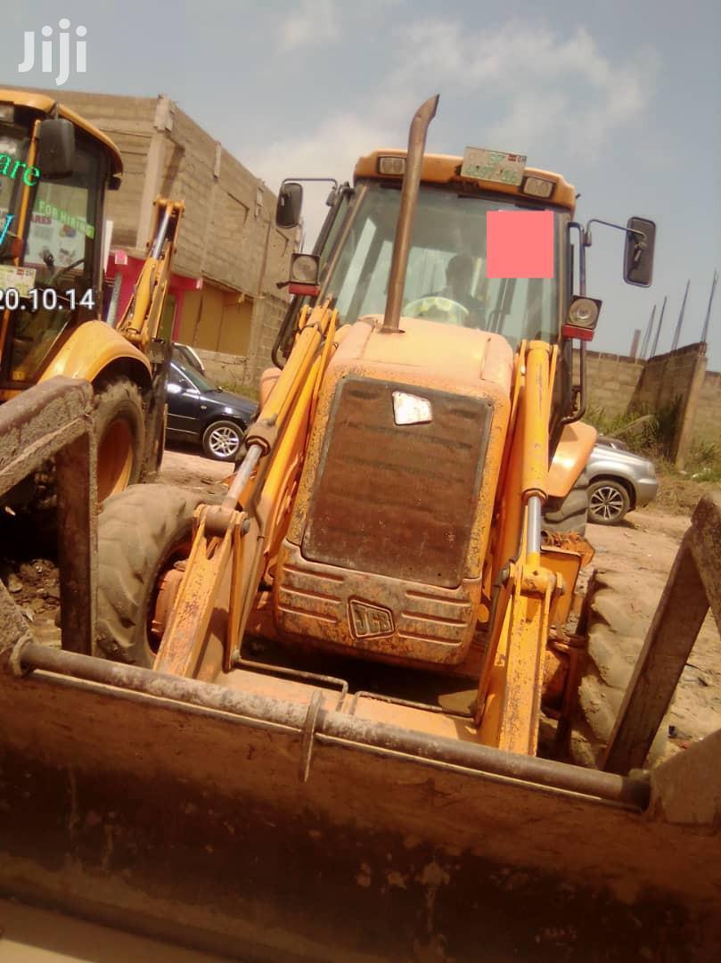 Selling Moving Backhoe Loader 2018 Registered In Kasoa | Heavy Equipment for sale in Awutu Senya East Municipal, Central Region, Ghana