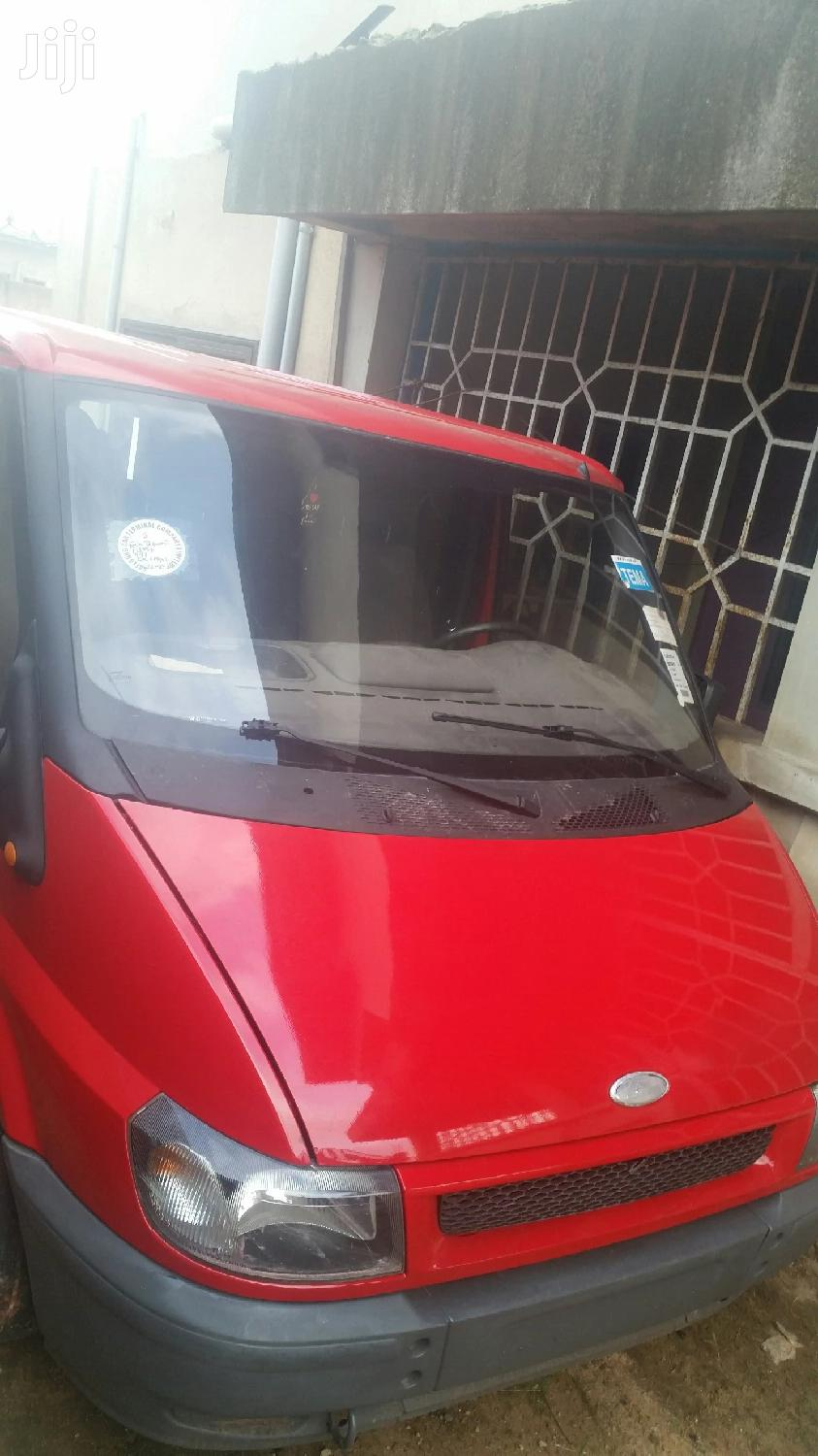 Archive: Brand New Ford Transit For Sale