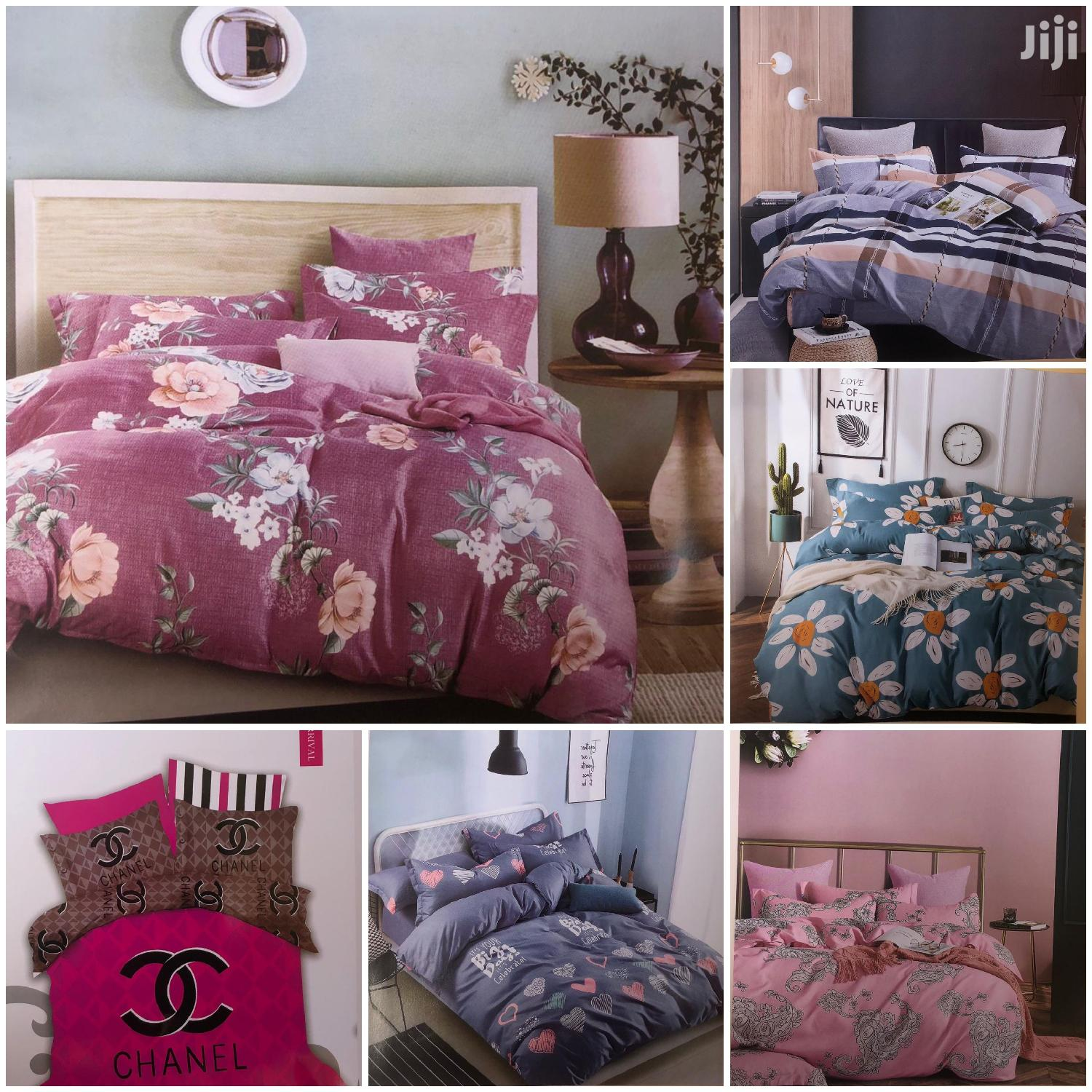 Archive: Duvet And Bedsheets Set