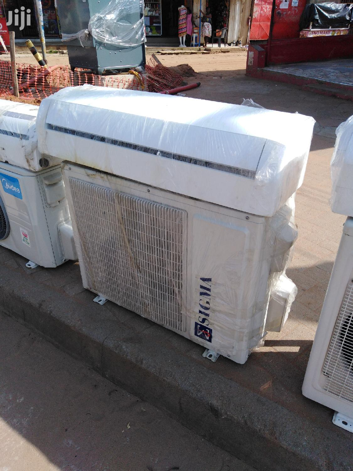 Archive: Cool Sigma 2.5hp Ac