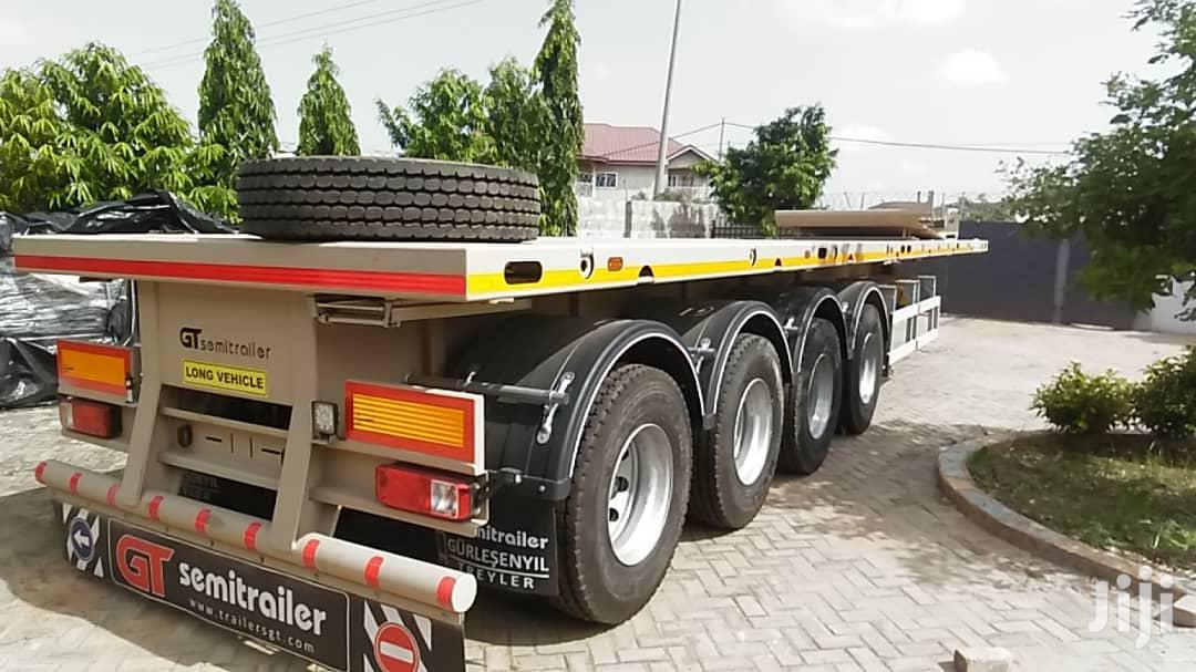 Low Bed Trailer for Sale