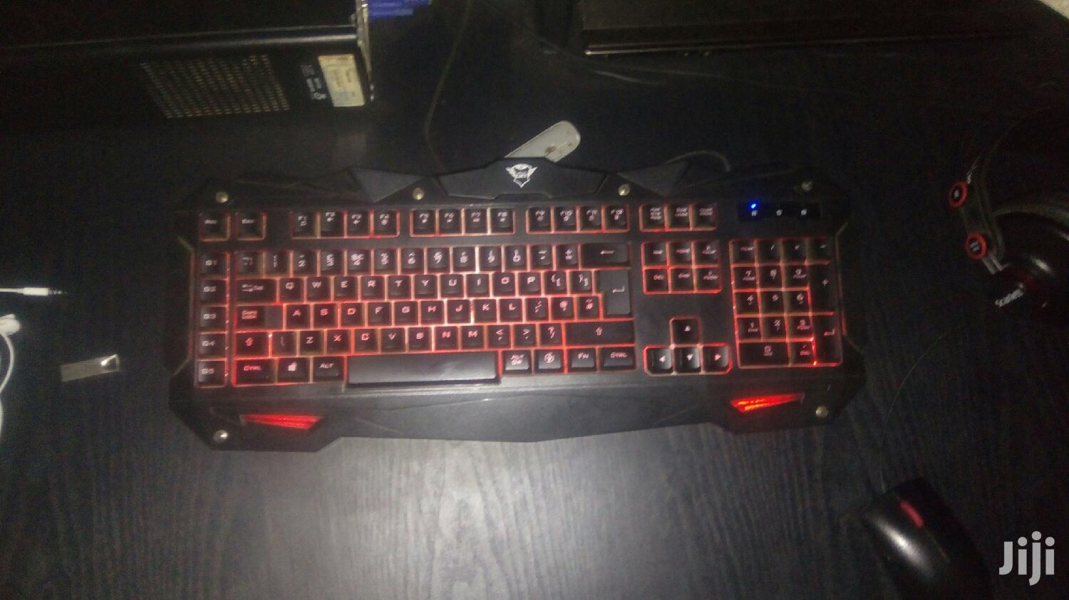 LED Computer Keyboard | Computer Accessories  for sale in Tema Metropolitan, Greater Accra, Ghana