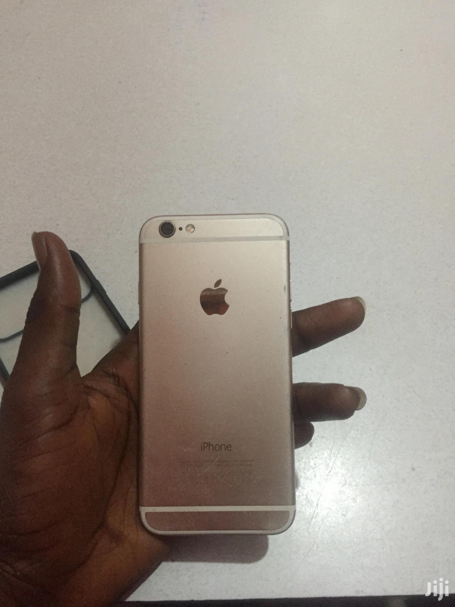 Apple iPhone 6 16 GB Gold | Mobile Phones for sale in Kumasi Metropolitan, Ashanti, Ghana