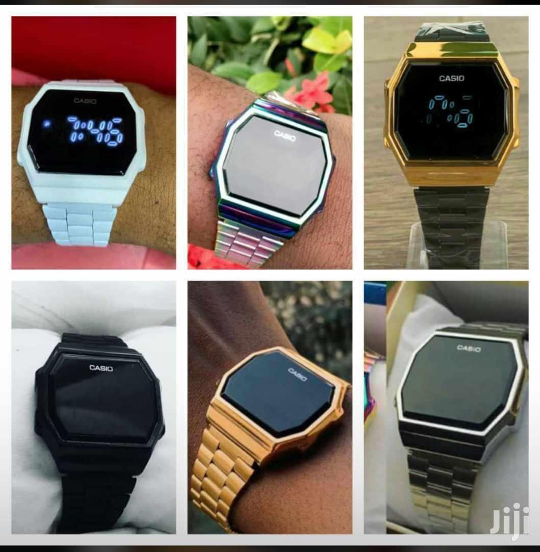 Original Casio Touch Watch   Watches for sale in Awutu Senya East Municipal, Central Region, Ghana