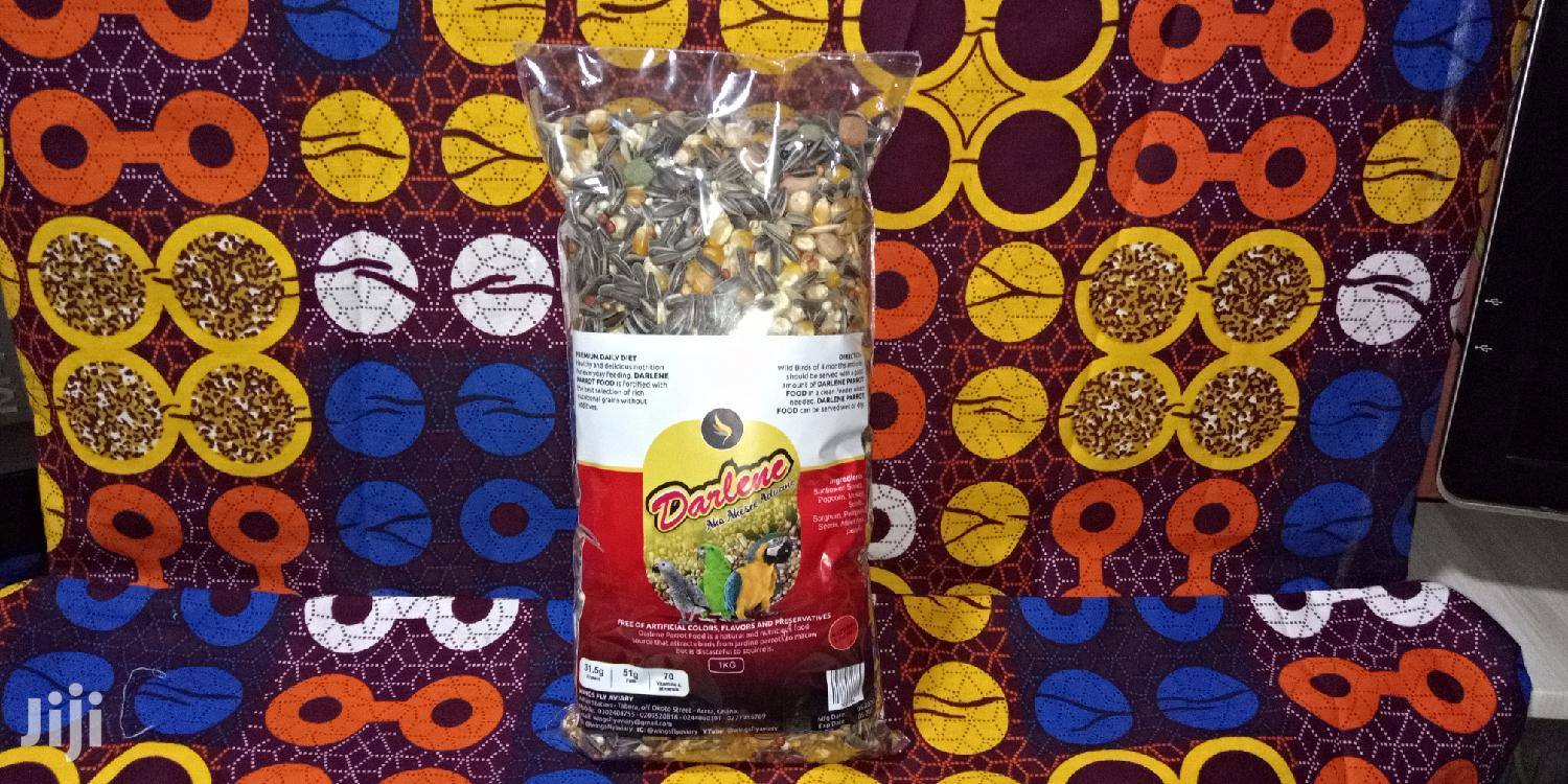 Darlene Parrot Food (1KG) | Pet's Accessories for sale in Achimota, Greater Accra, Ghana