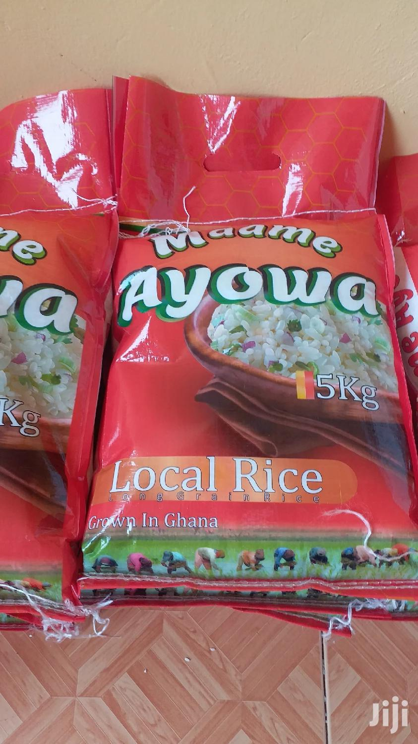 Local Rice   Meals & Drinks for sale in Techiman Municipal, Brong Ahafo, Ghana