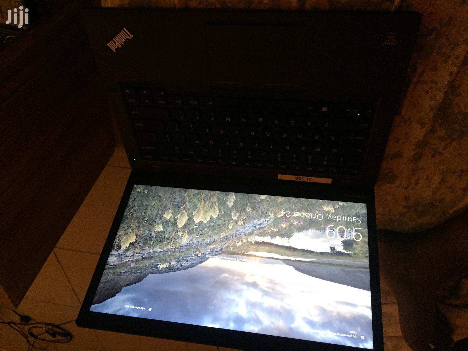 Laptop Lenovo ThinkPad T440s 8GB Intel Core I5 SSD 256GB