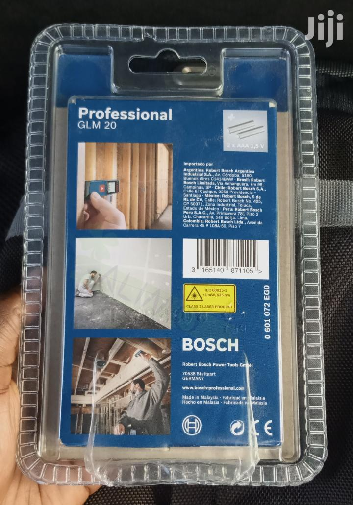 Bosch Laser Measure GML 20 | Measuring & Layout Tools for sale in Tesano, Greater Accra, Ghana