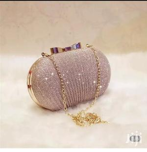 Wedding Bridal Shiny Handbags Clutches Chain Shoulder Bag   Wedding Wear & Accessories for sale in Greater Accra, Achimota