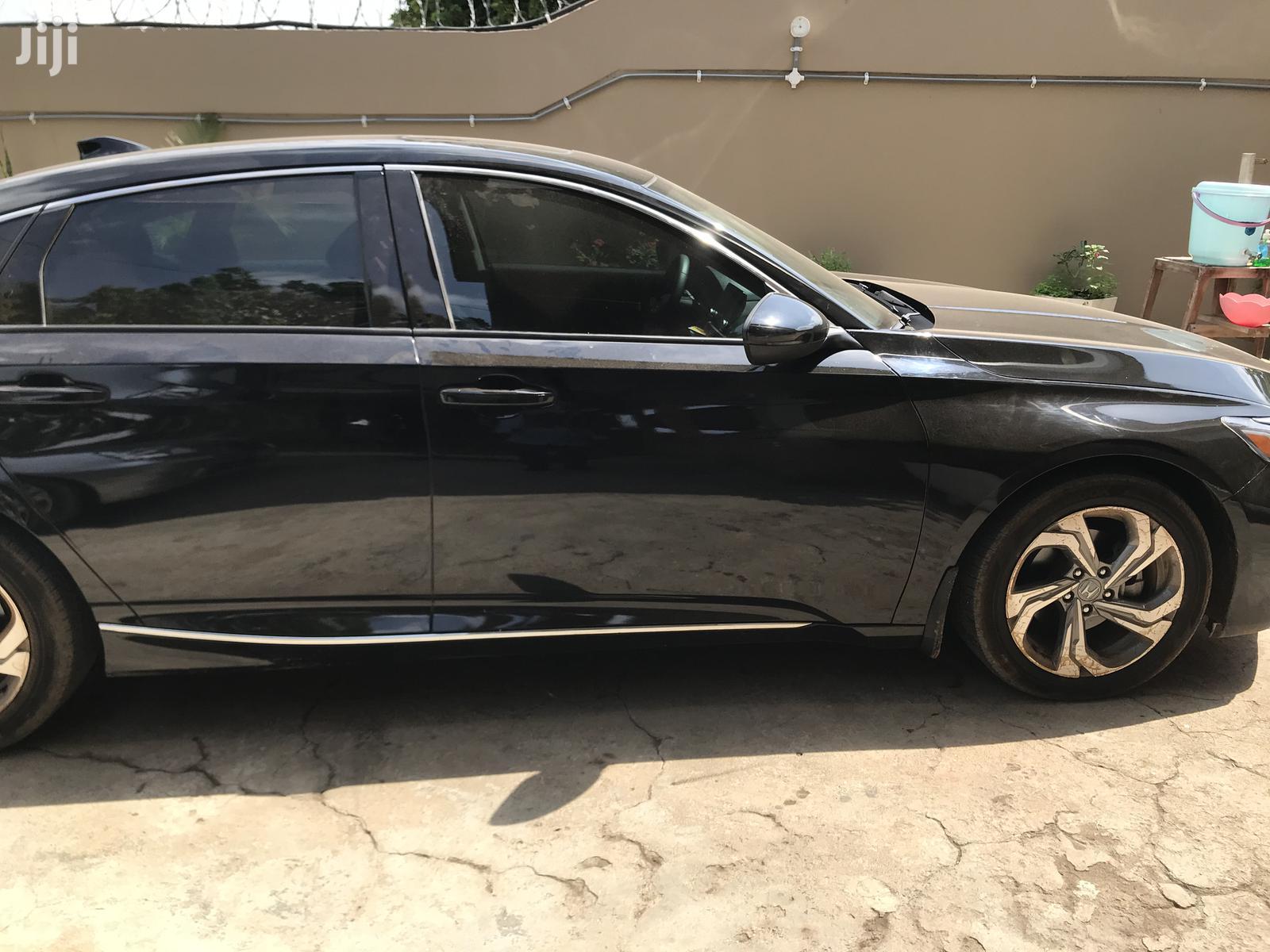 Archive Honda Accord Touring 2018 Black In Accra Metropolitan Cars Jiji User Jiji Com Gh