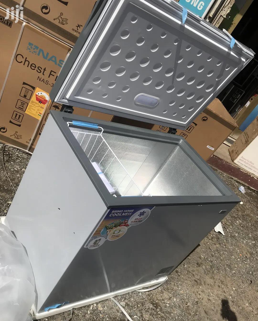 Nasco 260ltr Chest Freezer Nas300