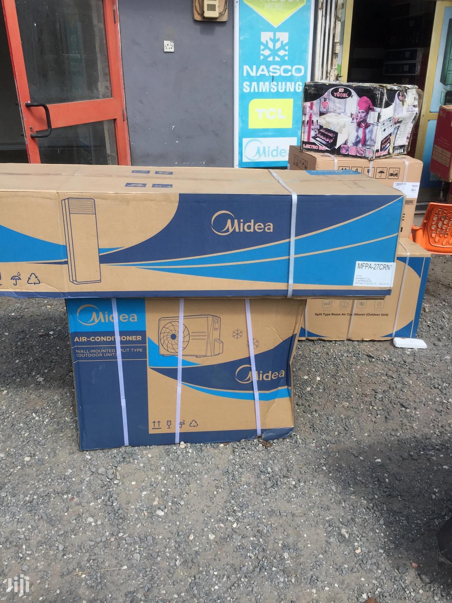 Archive: Fashionable Design Midea 3.0 HP Floor Standing AC