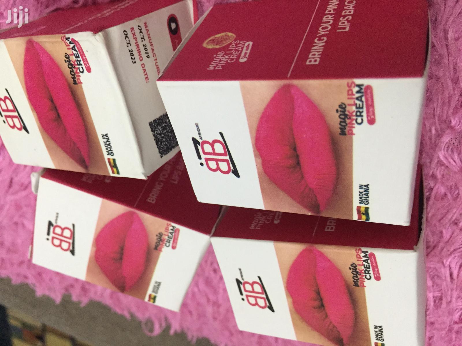 Pink Lips Cream For Dark Lips