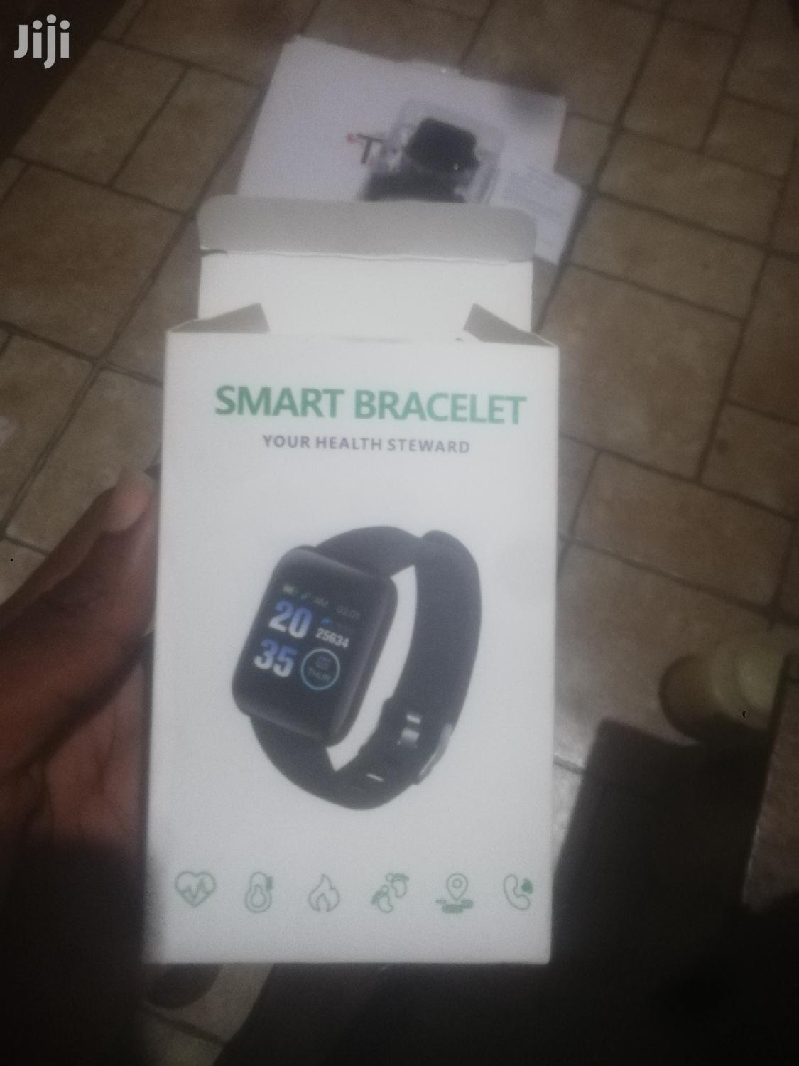 Archive: A Brand New D13 Or 116plus Smart Health Bracelet For Fitness