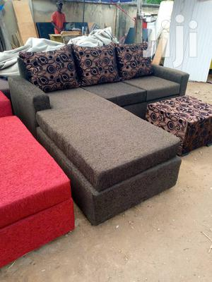 L-Shaped Sofa Chair | Furniture for sale in Greater Accra, Adabraka