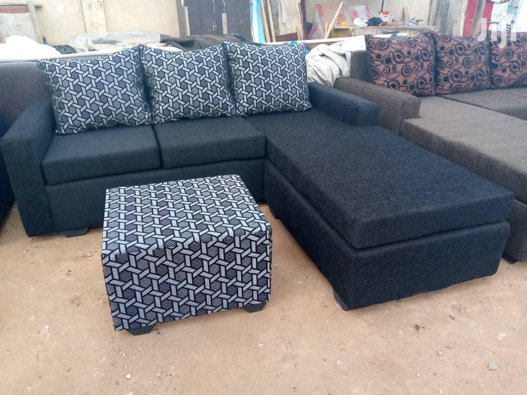 L- Shaped Sofa Chair