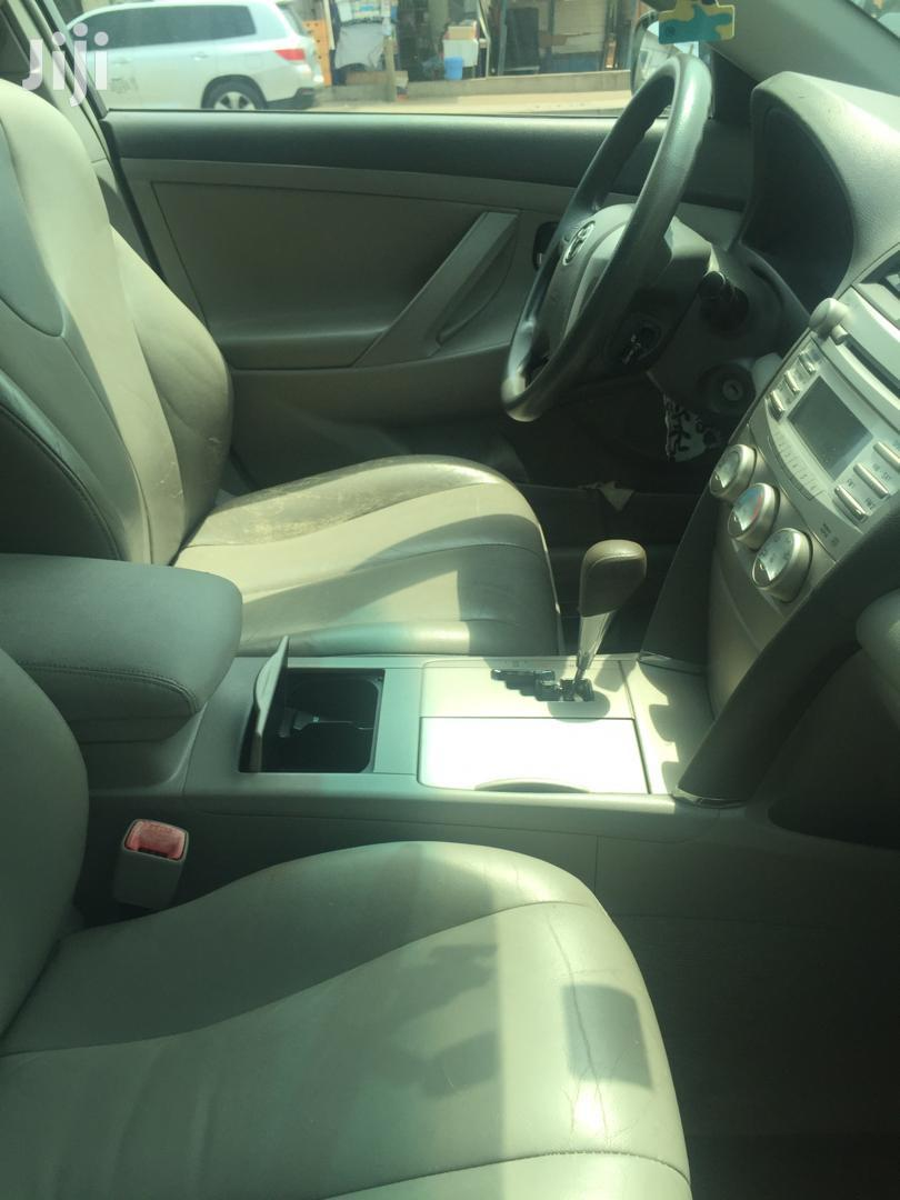 Archive: Toyota Camry 2010 Gray