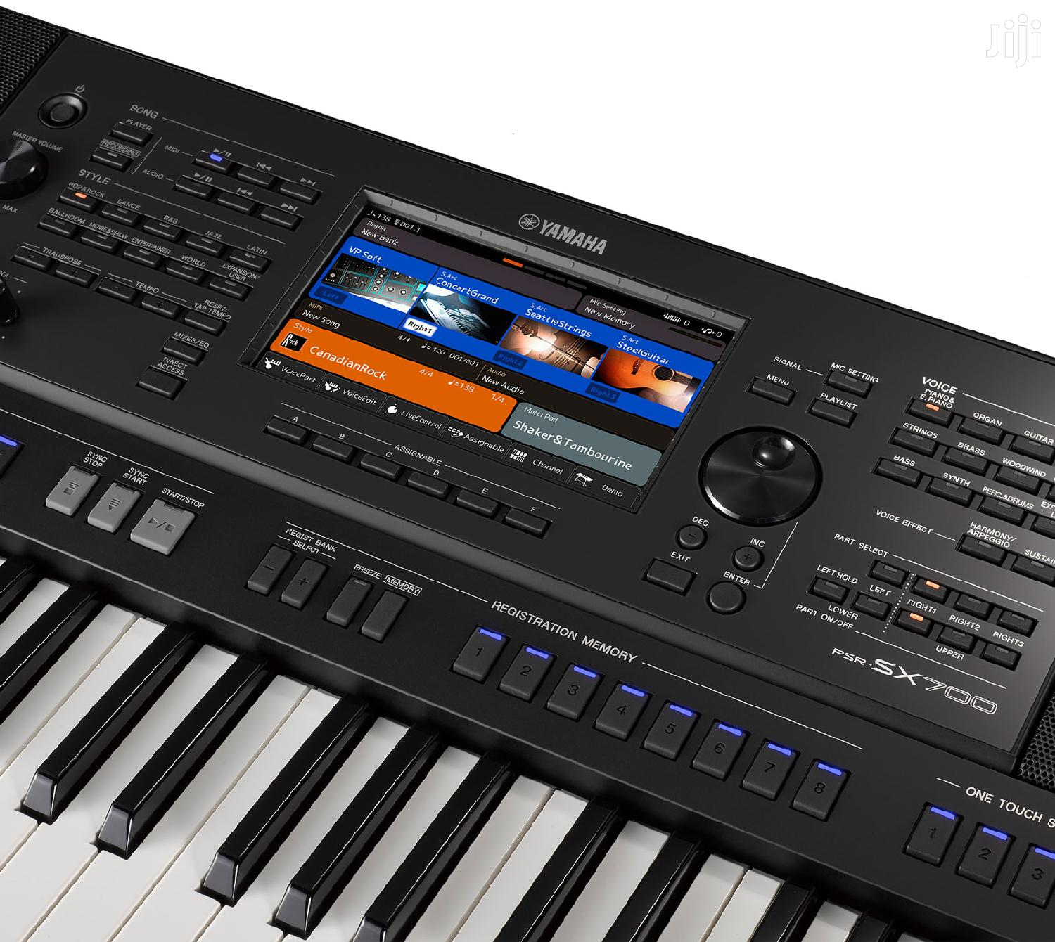 Yamaha Psr Sx700 | Musical Instruments & Gear for sale in Adabraka, Greater Accra, Ghana