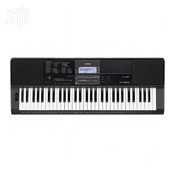 Casio Musical Keyboard With Adaptor