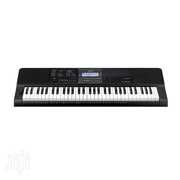 Casio Musical Keyboard With Adaptor   Audio & Music Equipment for sale in Accra Metropolitan, Greater Accra, Ghana