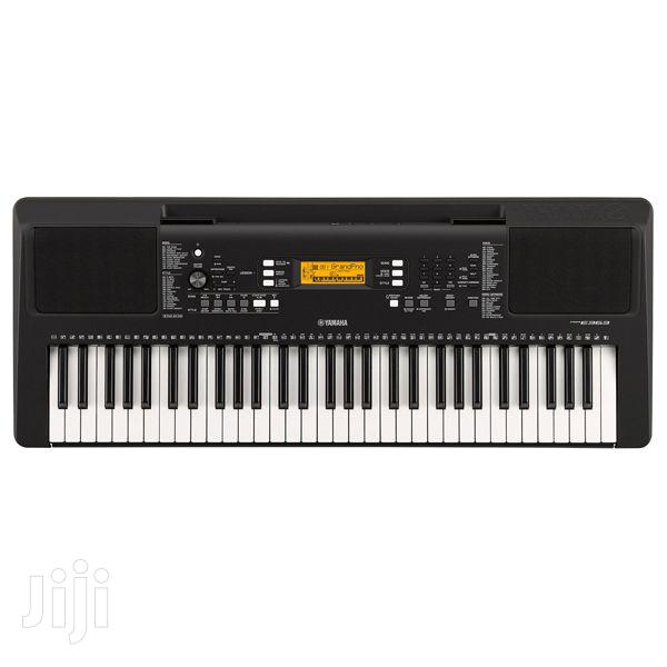 Yamaha Digital Keyboard Psr-E363y