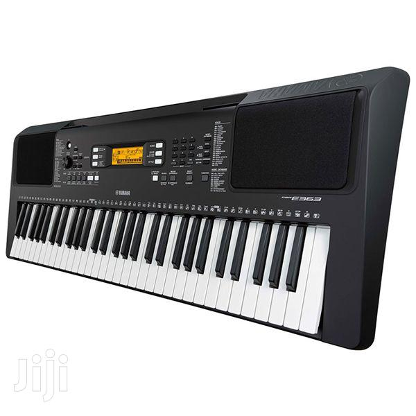 Yamaha Digital Keyboard Psr-E363y | Audio & Music Equipment for sale in Accra Metropolitan, Greater Accra, Ghana