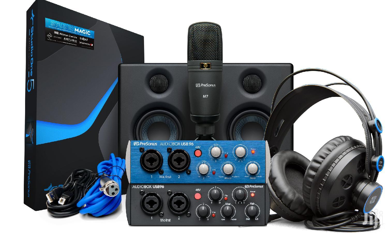 Studio Bundle | Audio & Music Equipment for sale in Nungua East, Greater Accra, Ghana