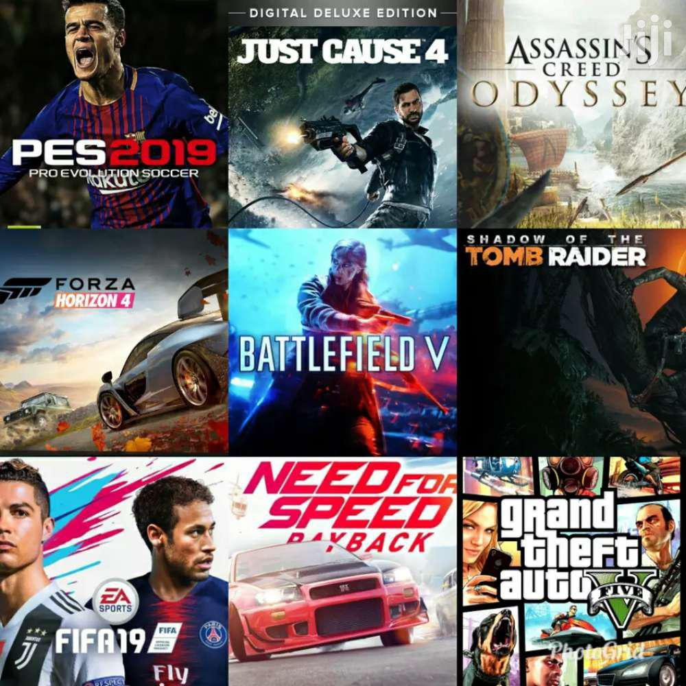 Archive: Games {Pc-only]
