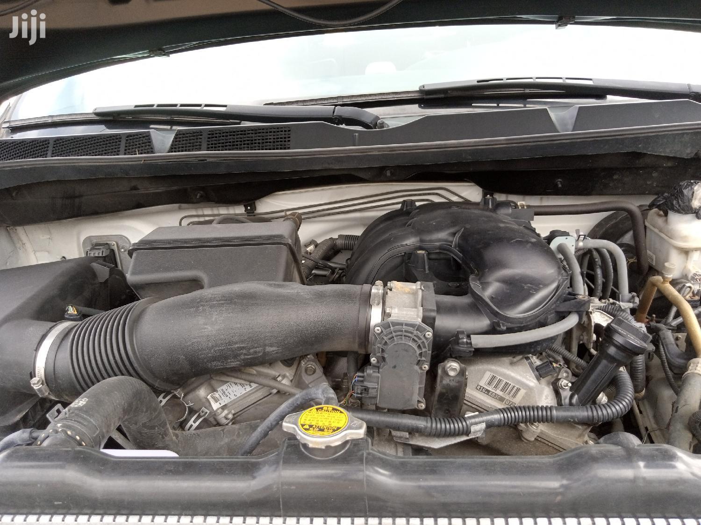 Archive: Toyota Tundra 2012 White