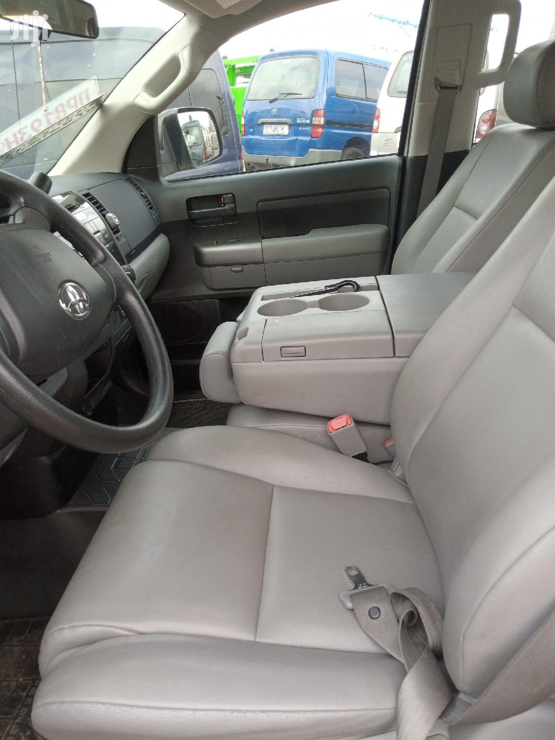 Toyota Tundra 2012 White   Cars for sale in Achimota, Greater Accra, Ghana