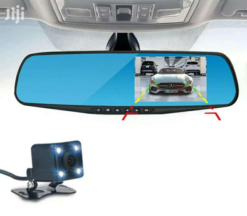 Car Dvr Mirror Reverse Camera