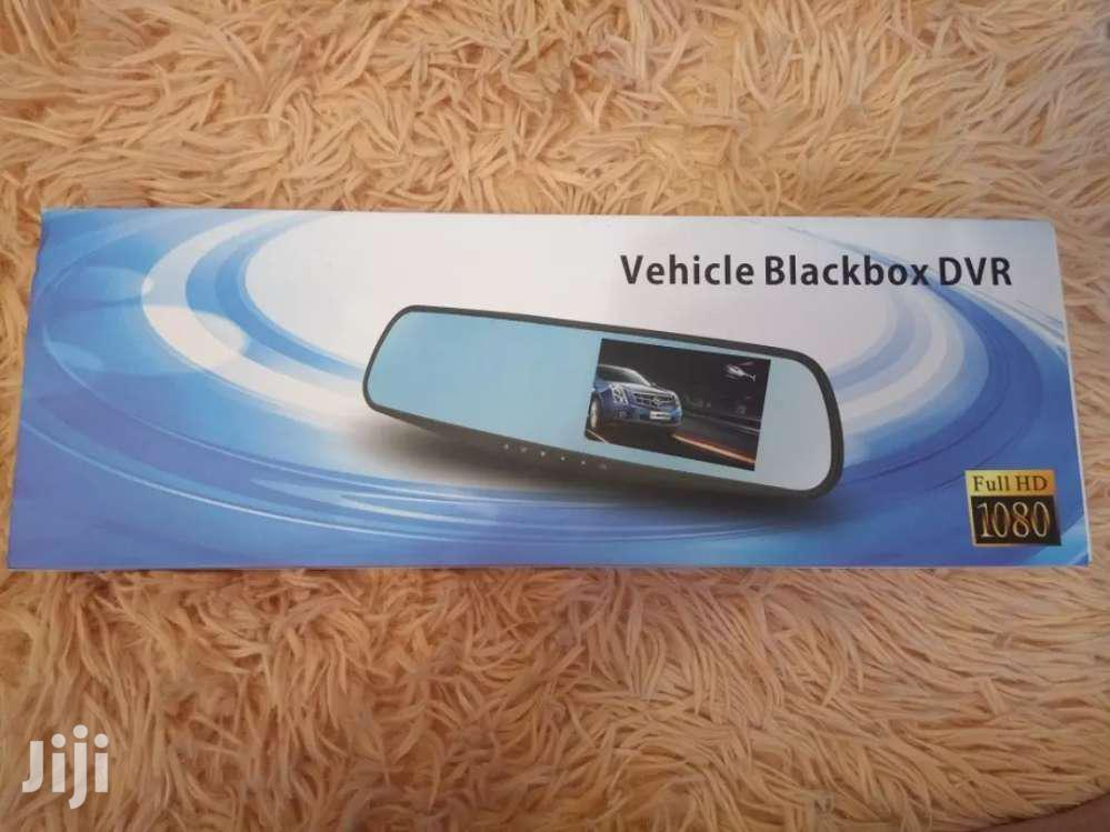 Car Dvr Mirror Reverse Camera | Vehicle Parts & Accessories for sale in Dansoman, Greater Accra, Ghana