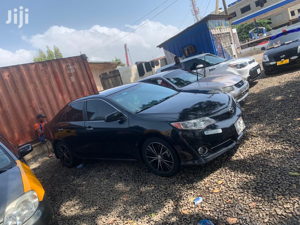 Toyota Camry 2012 Black | Cars for sale in Accra Metropolitan, Greater Accra, Ghana