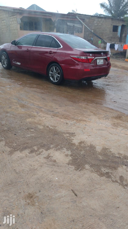 Toyota Camry 2016 Beige | Cars for sale in Awutu Senya West, Central Region, Ghana