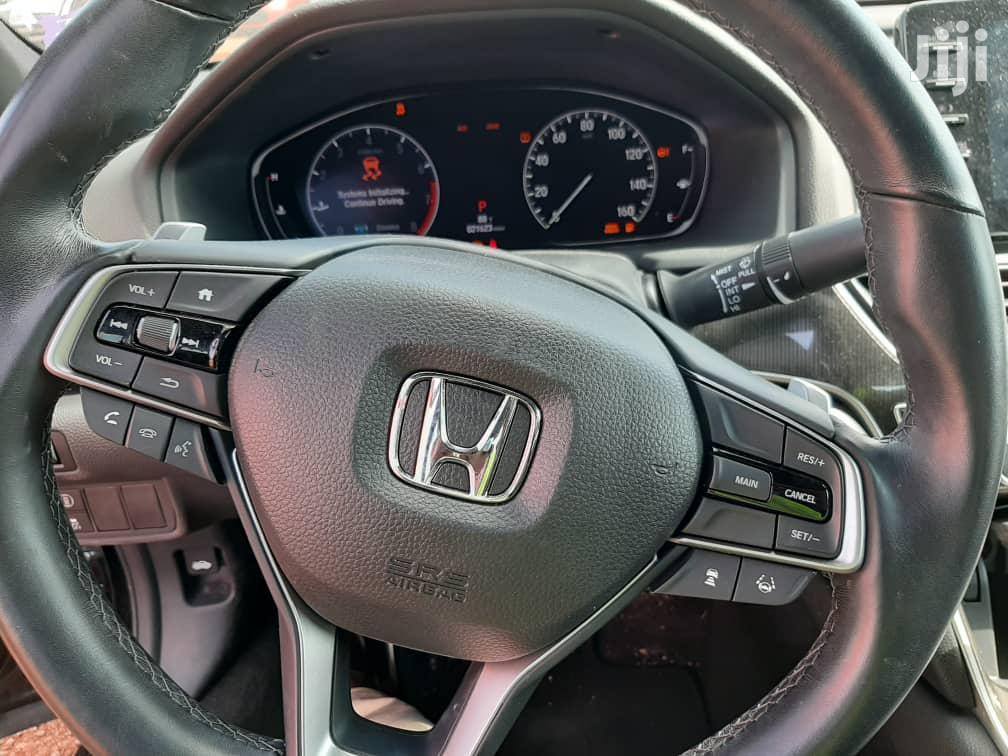 Honda Accord 2018 Sport Black | Cars for sale in Teshie-Nungua Estates, Greater Accra, Ghana