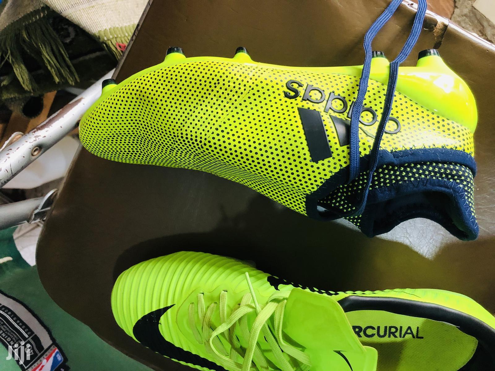 Original Soccer/Football Boots