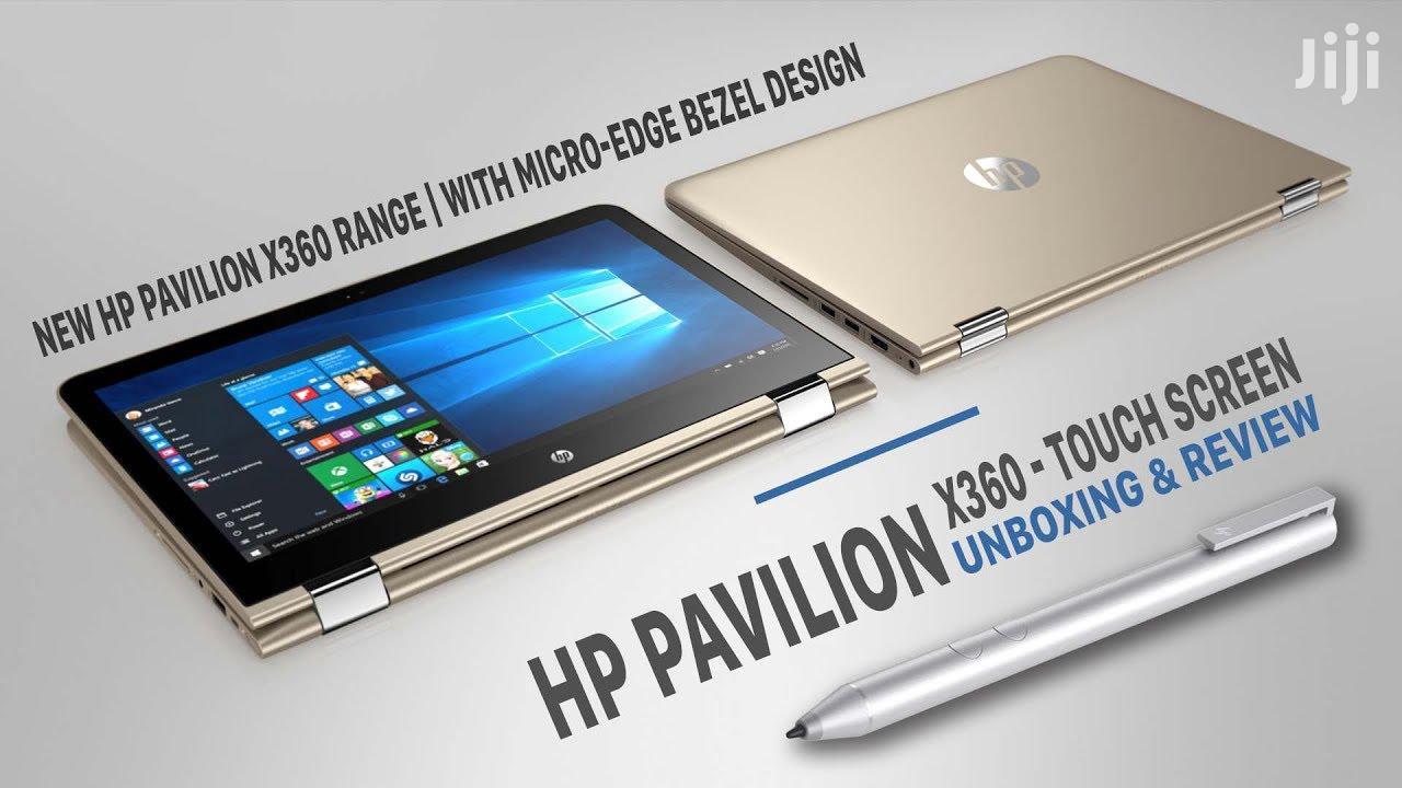 Archive: New Laptop HP Pavilion X360 14t 8GB Intel Core I5 SSHD (Hybrid) 512GB