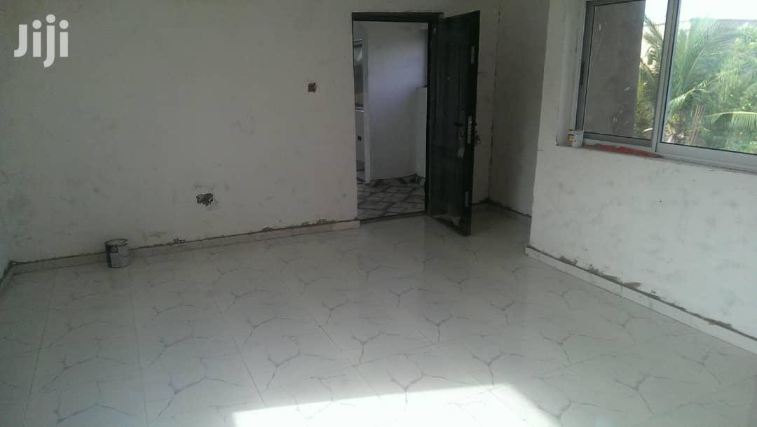 Archive: Chamber And Hall Self Contained For Rent At Agbogba