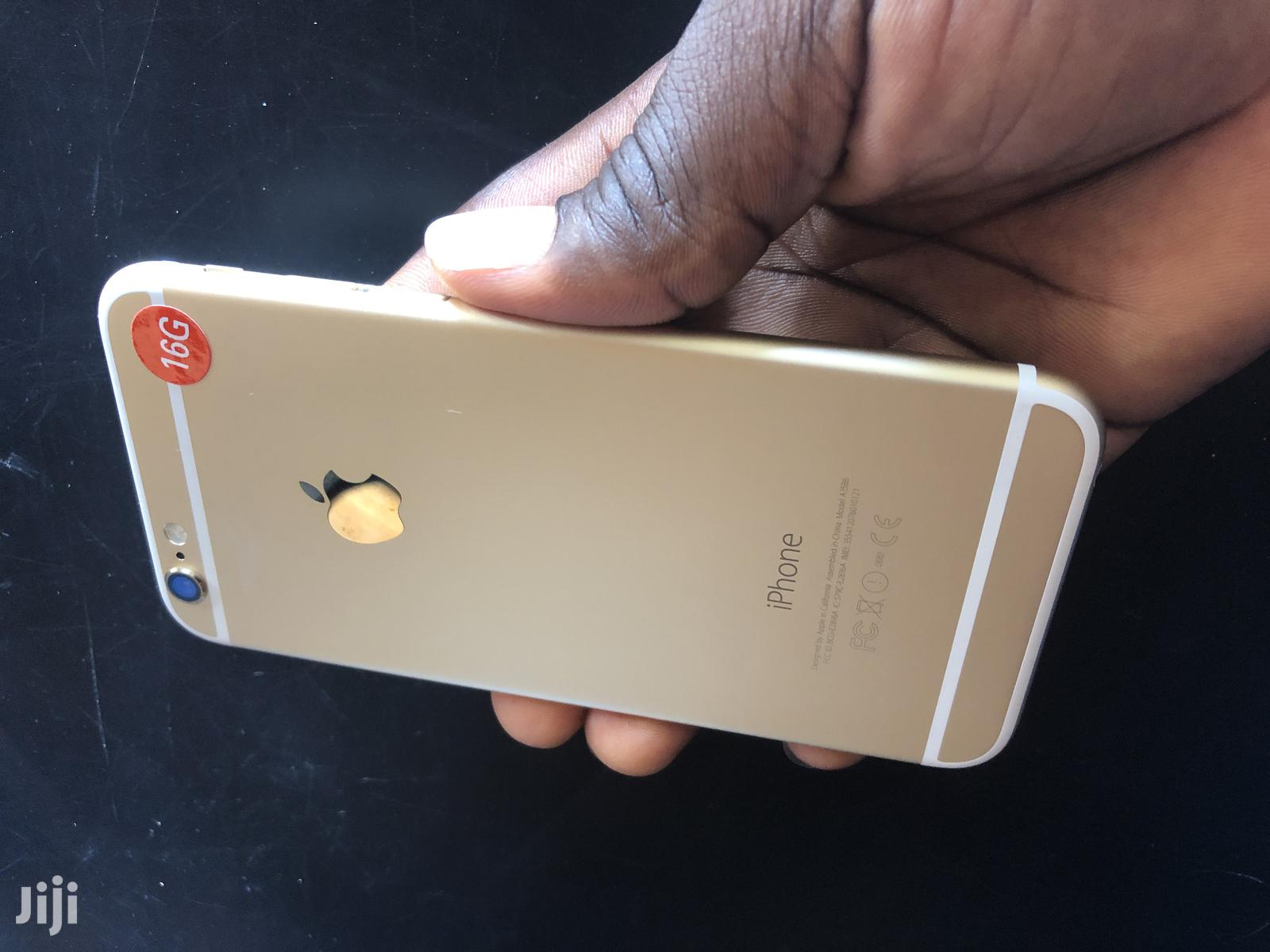 Apple iPhone 6 16 GB Gold | Mobile Phones for sale in Ashaiman Municipal, Greater Accra, Ghana