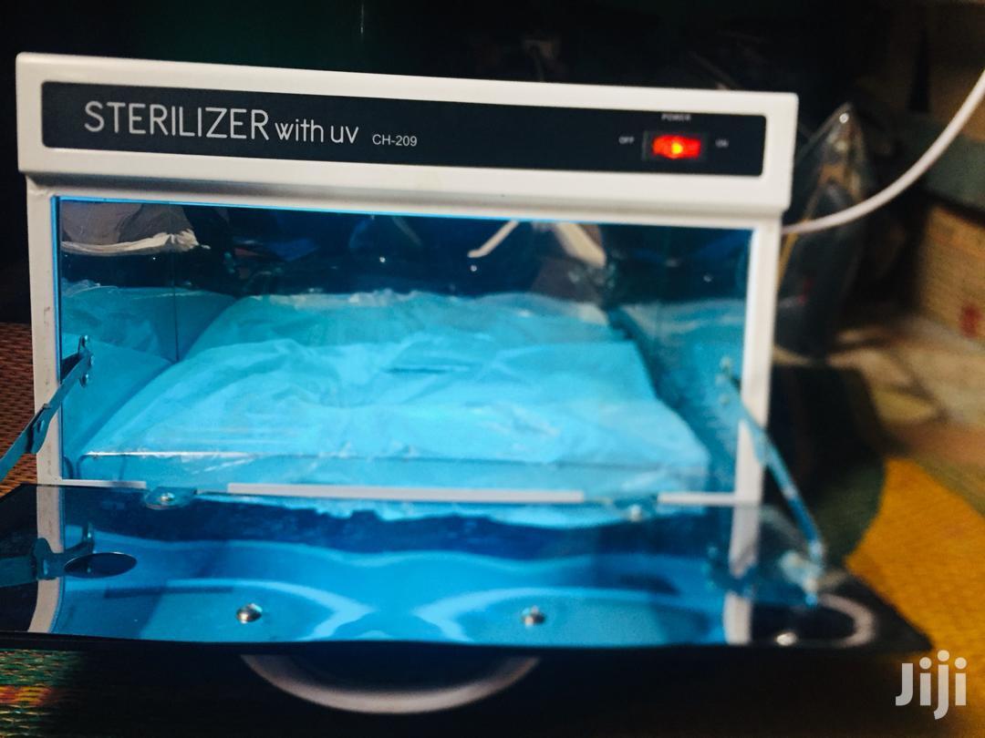 Archive: Uv Clipper Sterilizer