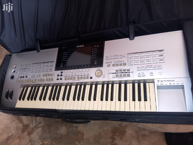 Yamaha Tyros Keyboard | Musical Instruments & Gear for sale in Adenta Municipal, Greater Accra, Ghana