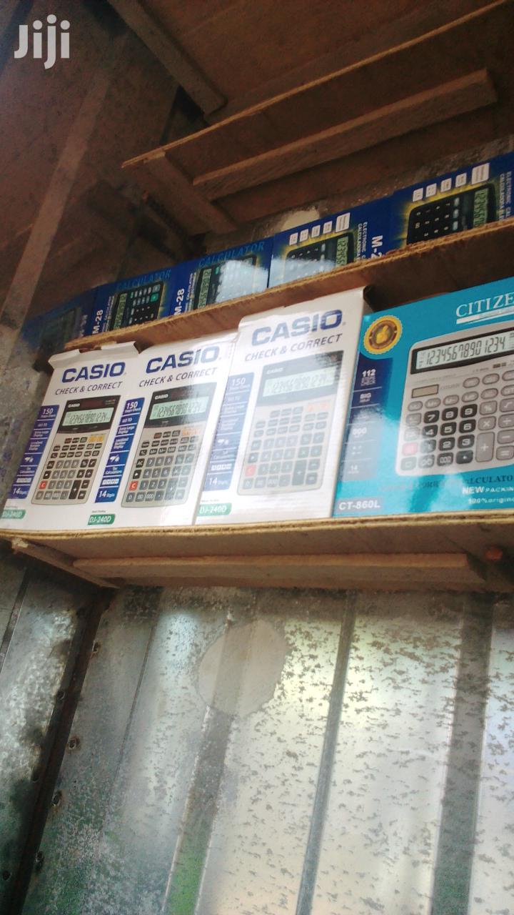 Archive: Casio Scientific Calculator