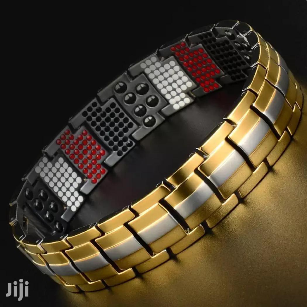 Magnetic Gold Bracelet