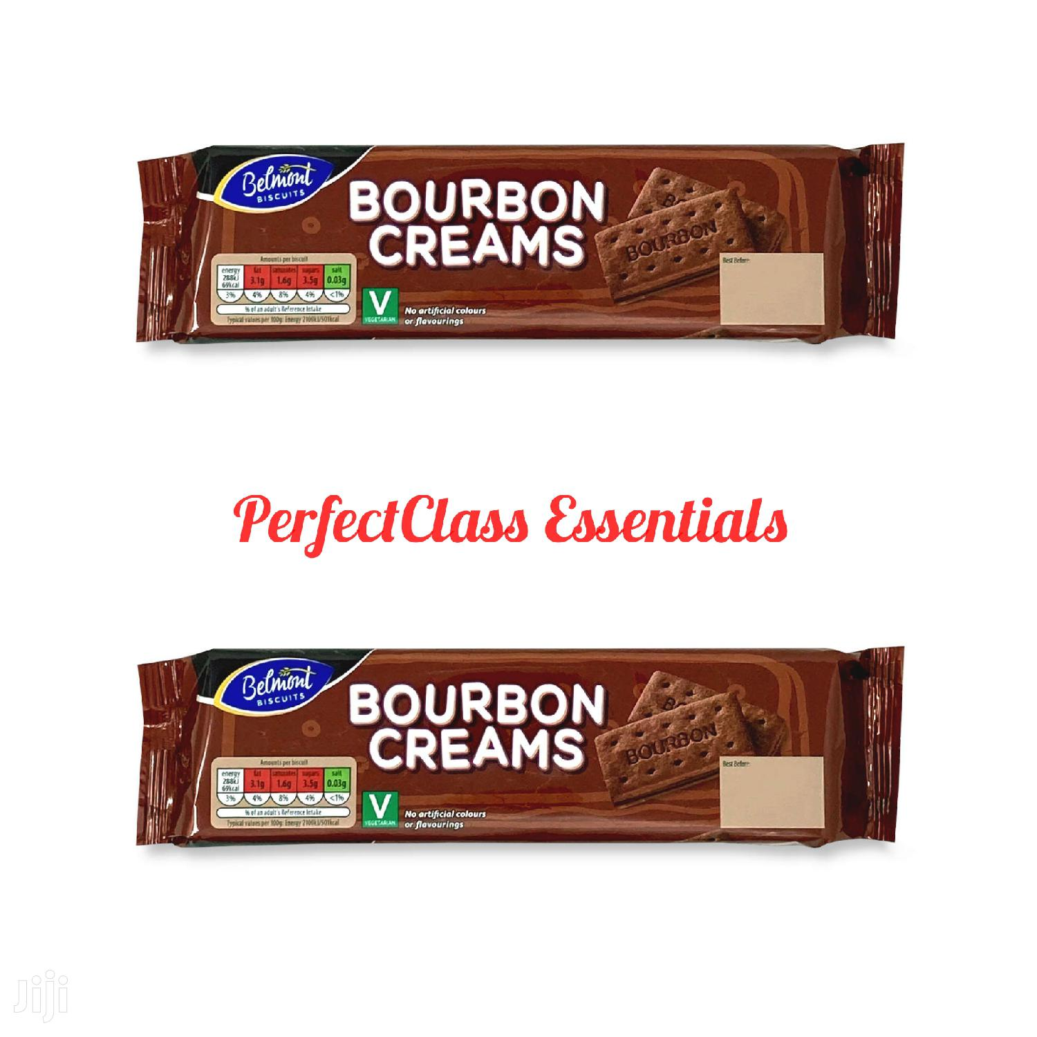Bourbon Creams Biscuits 200g