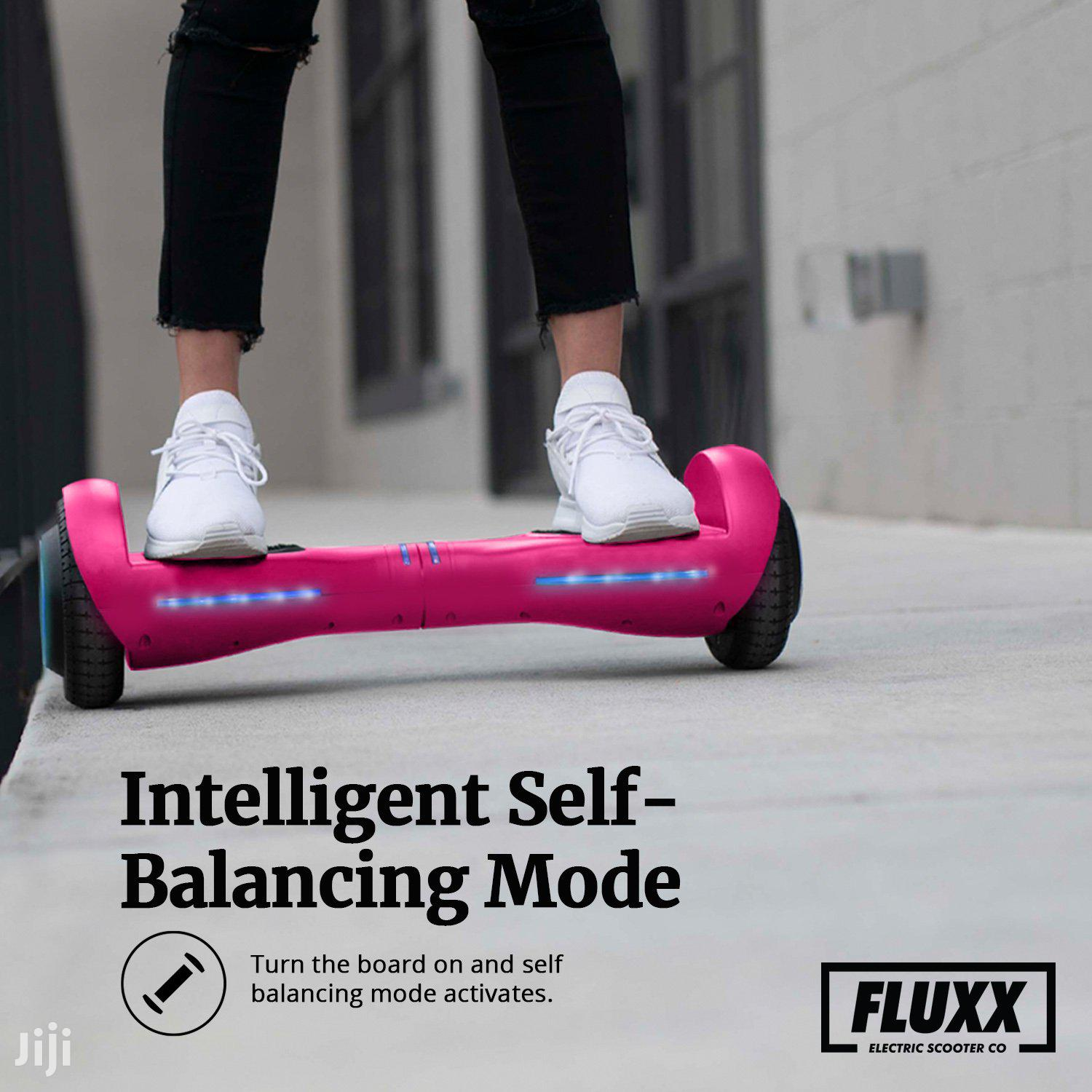 Fluxx Hooverboard/Electric Scooter | Sports Equipment for sale in Abossey Okai, Greater Accra, Ghana