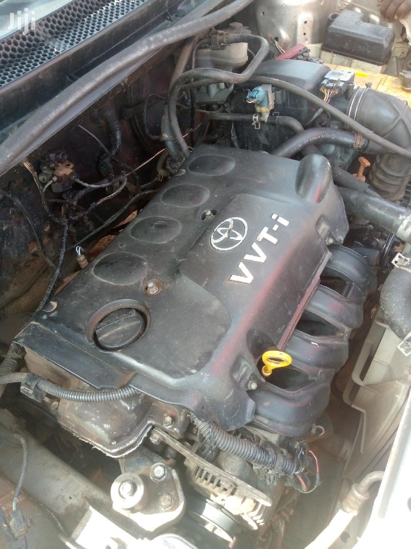 Archive: Toyota Yaris Engine