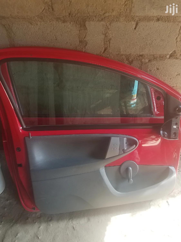 Archive: Toyota Aygo Front Doors For 2 Doors Aygo Car