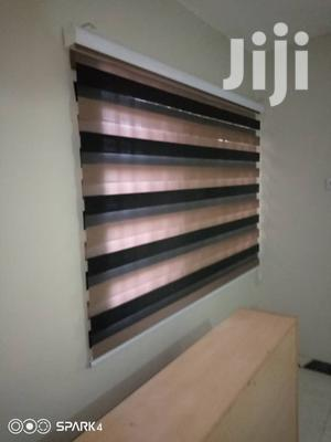 Classy Zebra Curtains Blinds | Home Accessories for sale in Greater Accra, South Shiashie